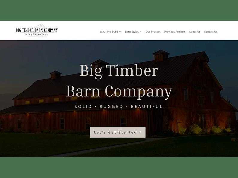 Big Timber Barns