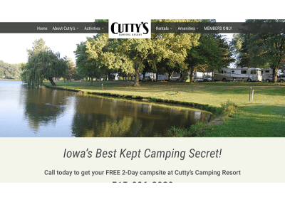 Cutty's Camping Resort
