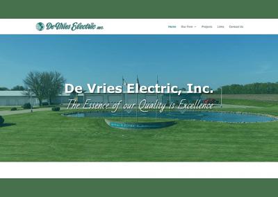 De Vries Electric