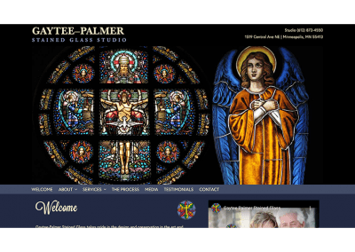 Gaytee-Palmer Stained Glass Studio
