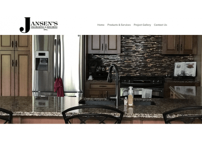 Jansen's Decorating & Kitchens, Inc.