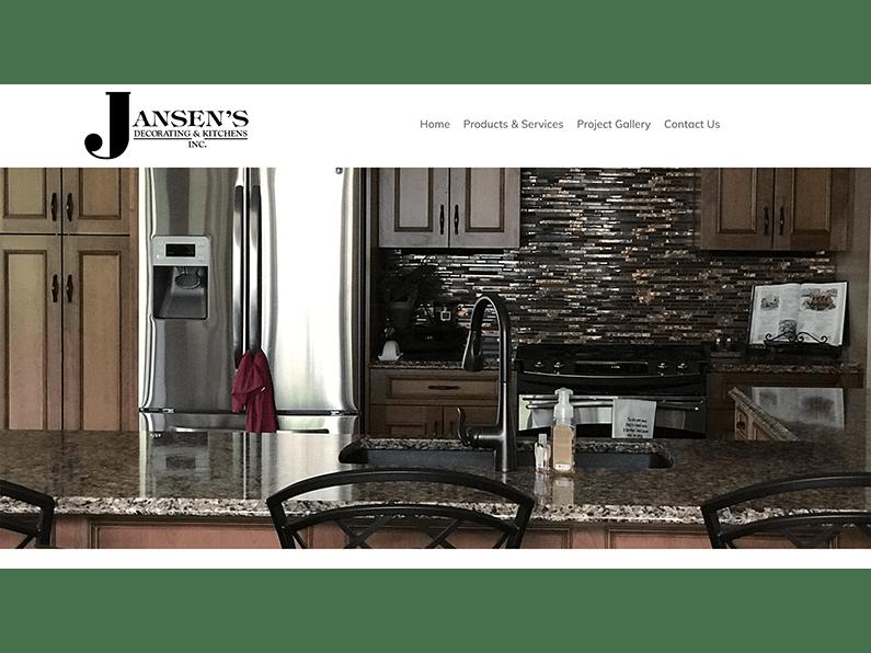 Jansen's Decorating & Kitchens, Inc.