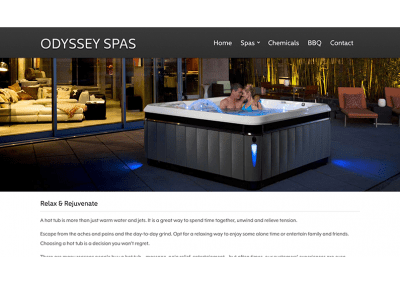 Odyssey Spas