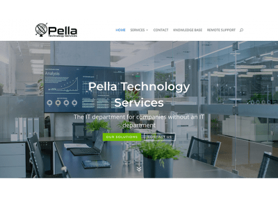 Pella Technology Services